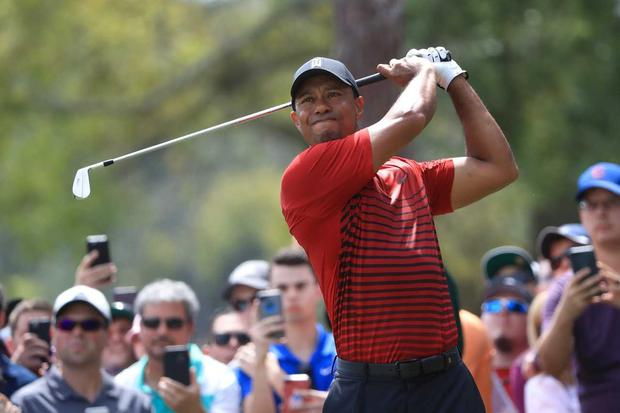 Tiger Woods came so close to a first tournament win since 2013