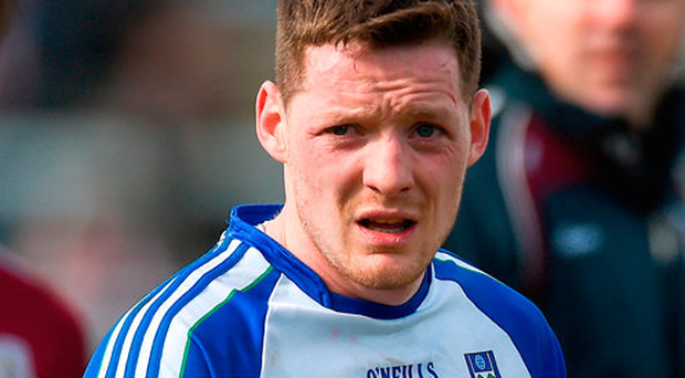 Conor McManus of Monaghan. Photo: Sportsfile