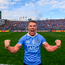 17 September 2017; Paul Mannion of Dublin celebrates after the GAA Football All-Ireland Senior Championship Final match between Dublin and Mayo at Croke Park in Dublin. Photo by Stephen McCarthy/Sportsfile