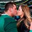 Stander with his wife Jean-Marie. Photo by Stephen McCarthy/Sportsfile