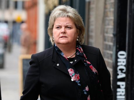 Angela Kerins has sought damages for the loss of her career. Picture: Collins