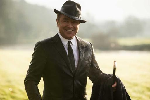Michael Flatley whose debut feature film, 'Blackbird', has wrapped production and will hit Irish cinemas next autumn