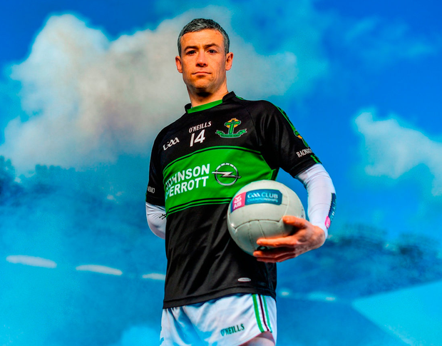 Paddy Gumley will be hoping to replicate the display he gave in the Munster final when he lines out against Corofin on Saturday. Photo: Sam Barnes/Sportsfile
