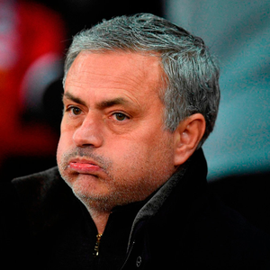 Jose Mourinho said it was 'nothing new' for Manchester United to crash out in the last 16 of the Champions Leagueto. Photo: Getty Images
