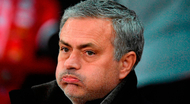 Furious Jose Mourinho accuses Manchester United players of hiding and disobeying orders