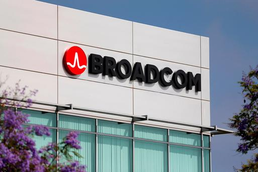 Broadcom expects to continue with its plan to redomicile to the US. Photo: Reuters