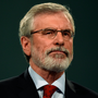 Gerry Adams. Photo: REUTERS/Clodagh Kilcoyne