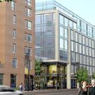 An artist's impression of the McGarrell Reilly Group's mixed-use development on Charlemont Street