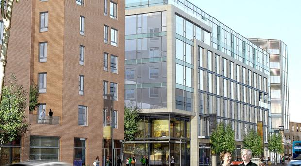 Amazon makes offer for Charlemont Street offices