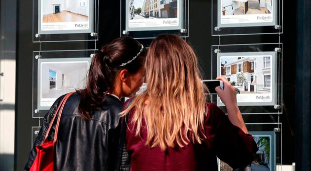 Property prices are now rising at the fastest pace in almost three years.