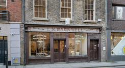 No 4 Castle St offers the purchaser a net initial yield of 6.41pc