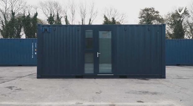 The right moves: €1,000 a month for a container – could this be a short-term solution to the housing crisis?