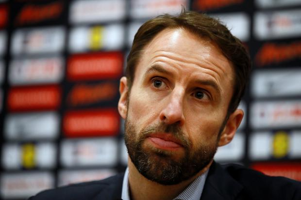 England manager Gareth Southgate. Photo: Reuters
