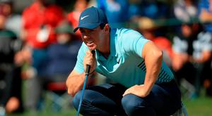 Rory McIlroy finding form ahead of the The Masters next month. Photo: Mike Ehrmann/Getty Images