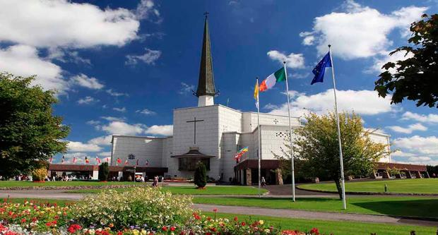 A woman was allegedly sexually assaulted at Knock Shrine Photo: Google Maps