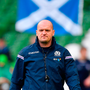 Scotland head coach Gregor Townsend Photo: Brendan Moran/Sportsfile
