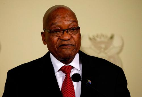South Africa's former president Zuma to face prosecution