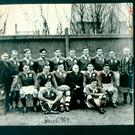 Ireland's 1948 Triple Crown and Grand Slam winners