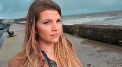 Helen Murray (24), from Youghal, Co Cork. Picture: Provision