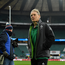 17 March 2018; Ireland head coach Joe Schmidt prior to the NatWest Six Nations Rugby Championship match between England and Ireland at Twickenham Stadium in London, England. Photo by Brendan Moran/Sportsfile
