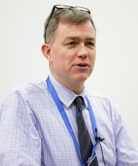 ANSWERS: Dr Colin Doherty believes four internationally recognised solutions could ease the pressure on hospital care