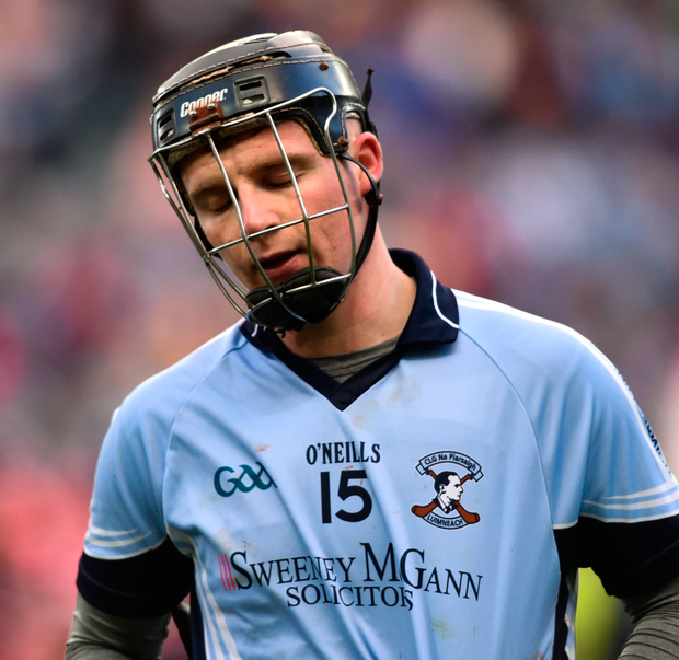 Na Piarsaigh's Peter Casey. Photo: Sportsfile