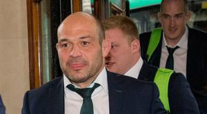 Ireland captain Rory Best. Photo: Colin O'Riordan