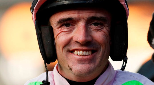 Ruby Walsh. Photo: Reuters