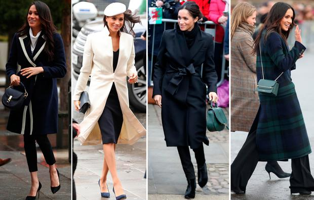 Meghan Markle's stylish wardrobe