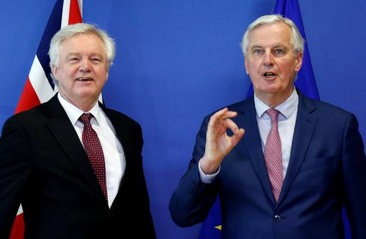 Britain, EU agree terms for Brexit transition deal