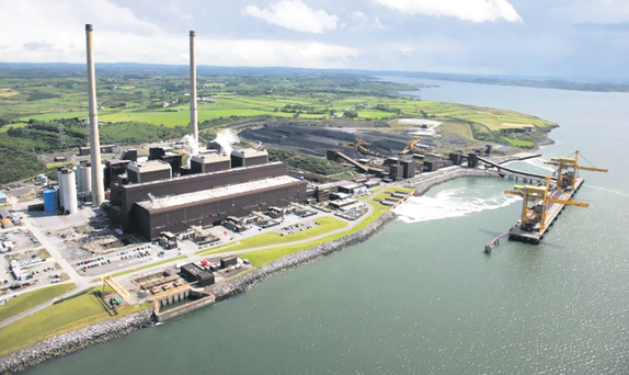The Moneypoint power station