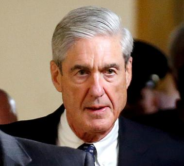 Special counsel Robert Mueller. Photo: Joshua Roberts