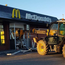 The scene at McDonald's in Castletroy at 7.20am today. Photo credit: Daithi O'Brien