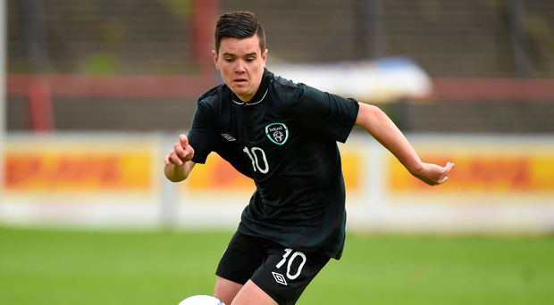 Liam Kelly is open to playing for Ireland despite Martin O'Neill's comments this week