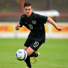 Liam Kelly has refused a senior call up from Ireland