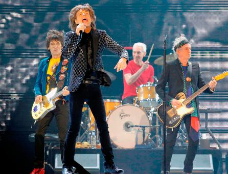 The Rolling Stones' Dublin Croke Park gig gets green light