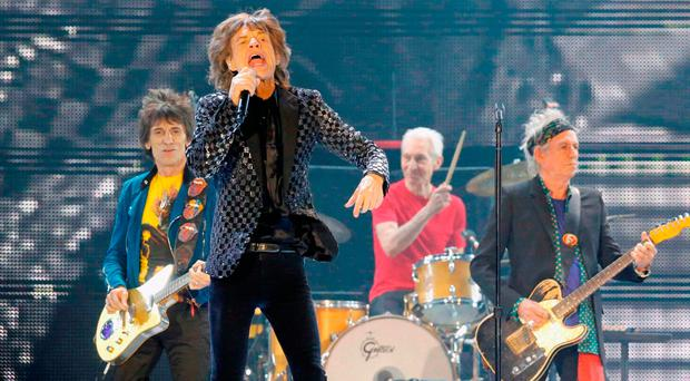 VIP package for Rolling Stones at Croker will set you back €899 - to stand
