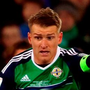 Northern Ireland skipper Steven Davis is not expected to play on Saturday as he continues his recovery from a hamstring injury. Photo: Niall Carson/PA Wire