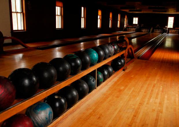 Bowling alley (Photo: Getty Images)