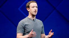 Mark Zuckerberg: the Facebook founder has admitted he made mistakes in handling personal information. Photo: REUTERS