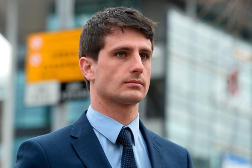 Blane McIlroy's barrister said 'lies were built on lies'. Photo: Pacemaker