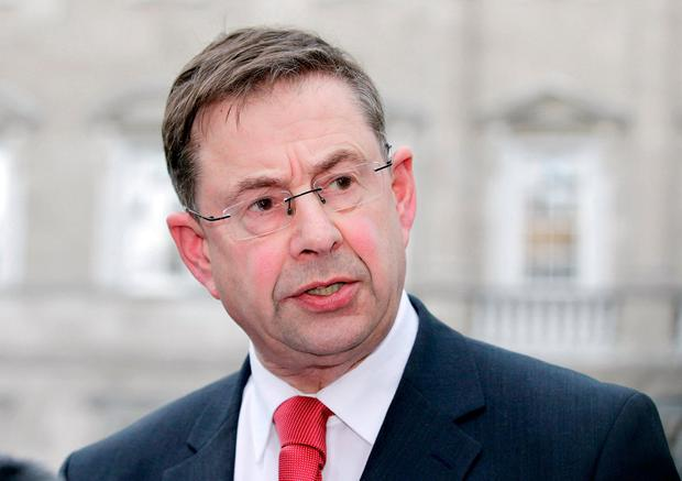 Éamon Ó Cuív was one of 21 Fianna Fáil politicians to vote against staging an abortion referendum. Photo: Frank McGrath