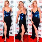 Sarah Harding at the OK! Magazine party