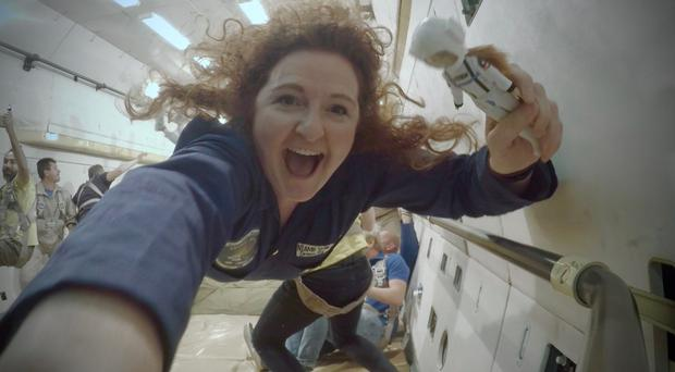 Wallet Watch...with the woman on a mission to become Ireland's first space explorer