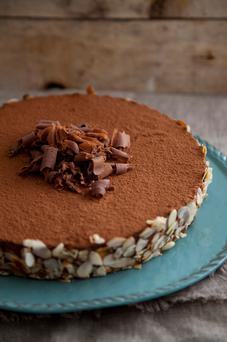 Chocolate mousse cake from Catherine Fulvio, A Taste of Home €22.99