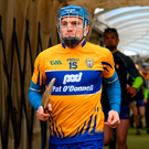 Clare's Shane O'Donnell. Photo: Diarmuid Greene/Sportsfile