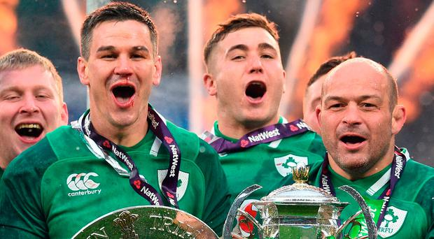 On-pitch success helps IRFU record healthy €1.2m profit
