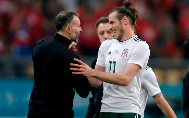 9a4f0314a88 Ryan Giggs urges Gareth Bale to resist any interest from Manchester ...