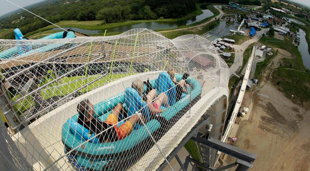 Designers of water slide that decapitated boy 'had no technical qualifications'