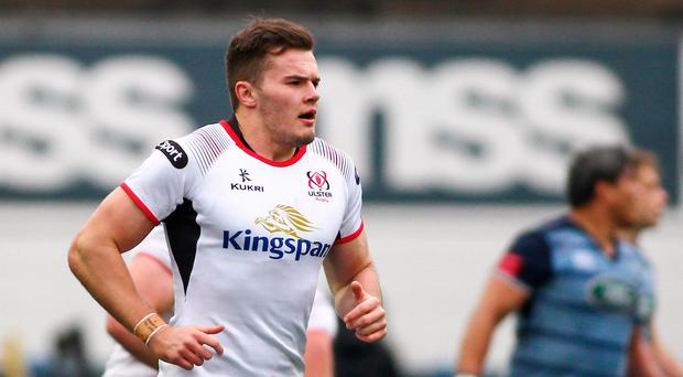 Cardiff all but secure Champions Cup place with win over Ulster
